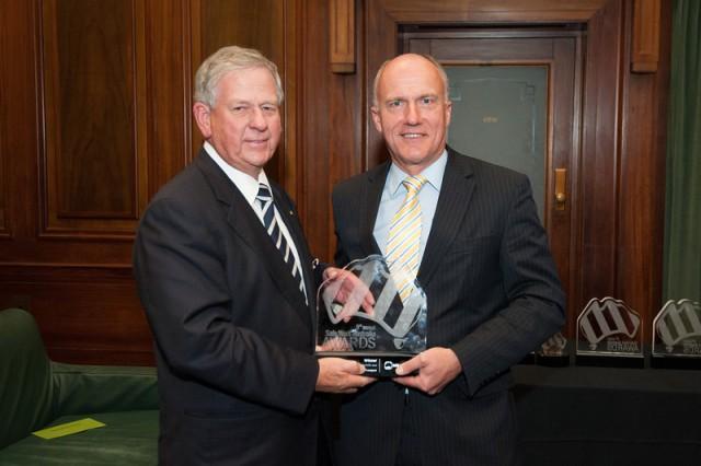 Fraser Transport Wins Safety Award