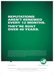NTI Ad - Reputations Ad 2014 - Transport